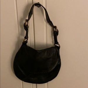 🔥Small black shoulder bag